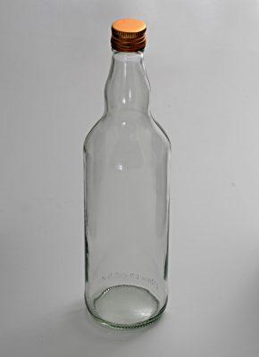 Fľaša s vrchnákom 0,7L