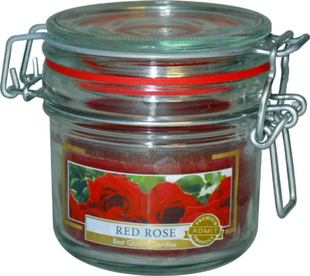 Weck_DZK 200 Red Rose