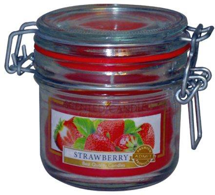 Weck_DZK 200 Strawberry