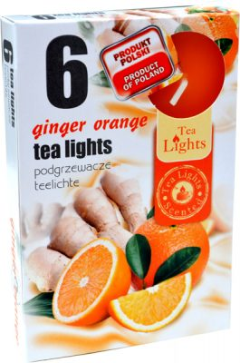 ginger orange
